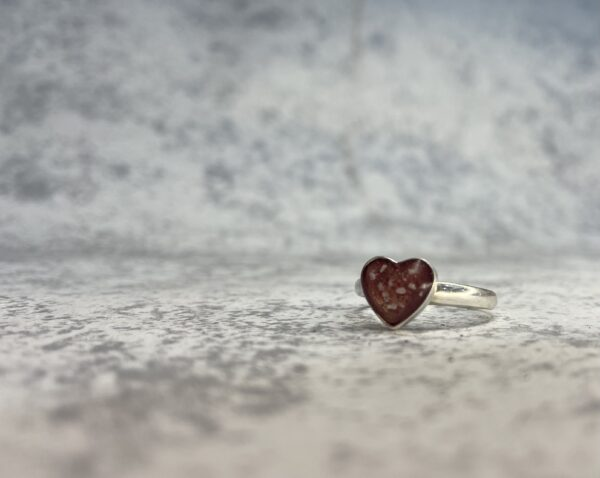 Heart Ring Setting